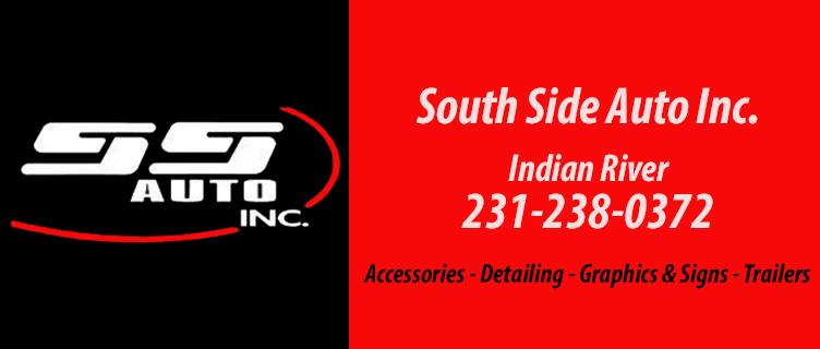 SS Auto logo & link